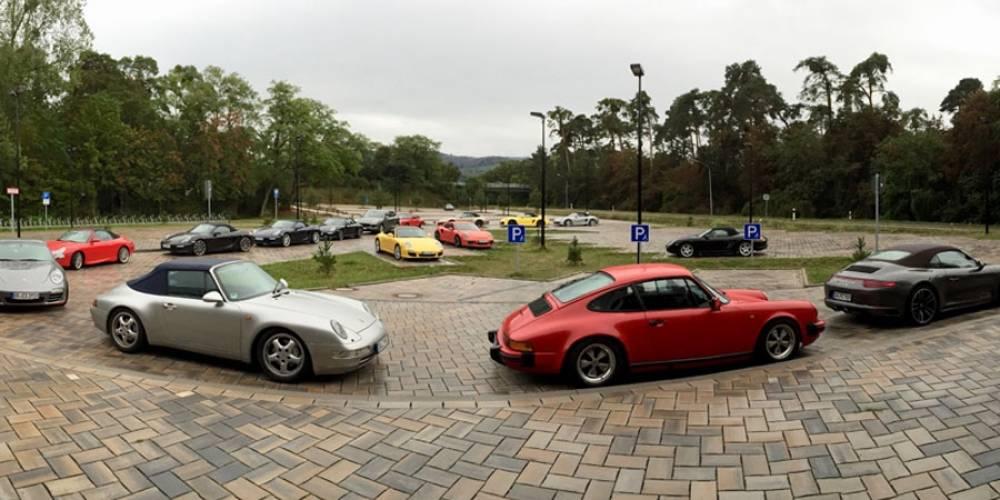 Porscheclub Darmstadt beauftragt Projekt Design mit neuem Markenauftritt