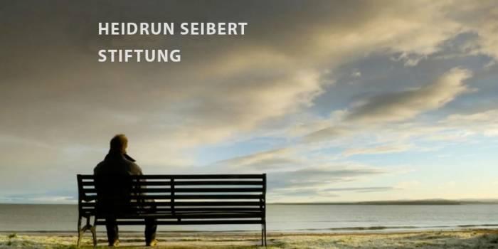 Engagement für die Heidrun-Seibert-Stiftung