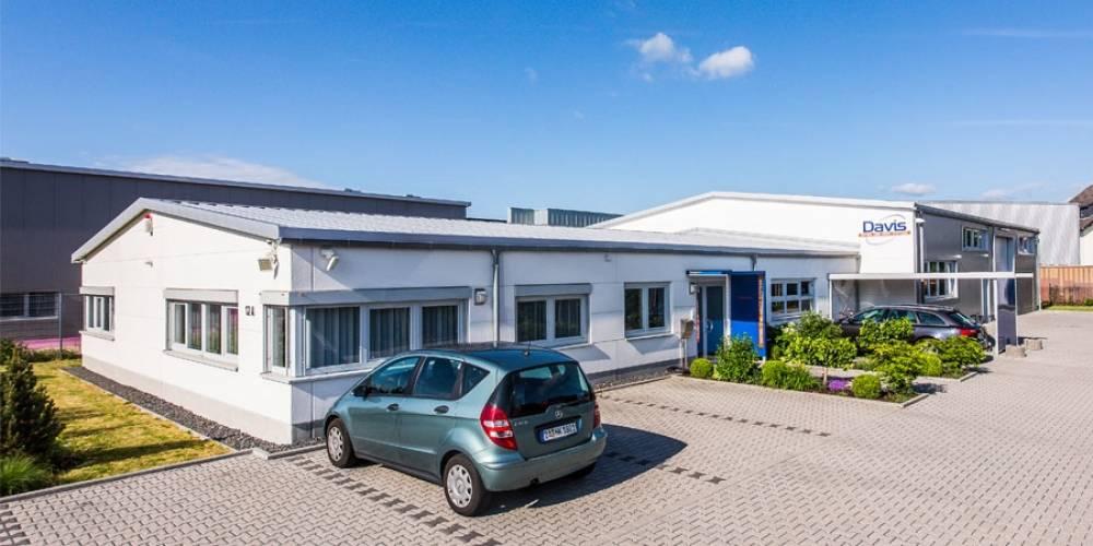Neue Web-Präsenz für DAVIS GmbH