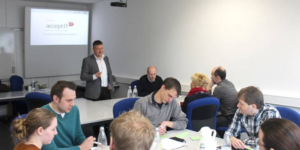 Workshop für Social-Media-Richtlinien