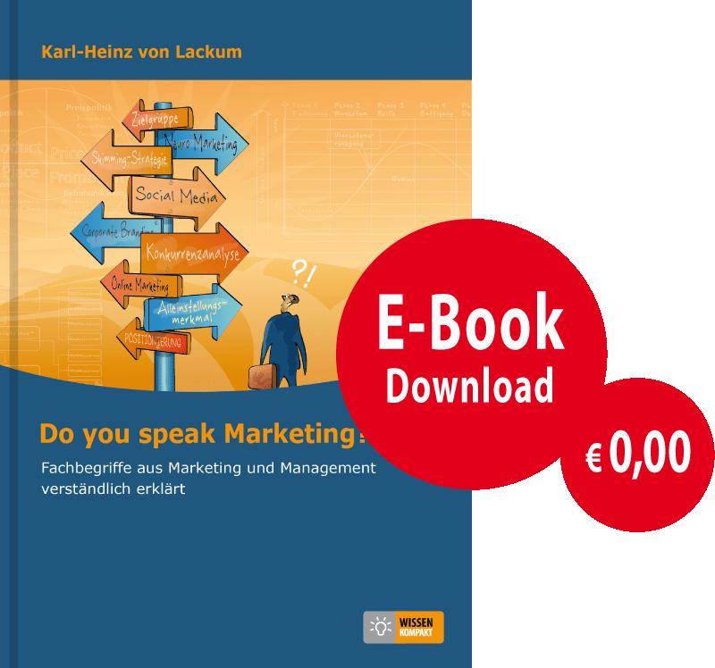 eBook - Do you speak marketing?